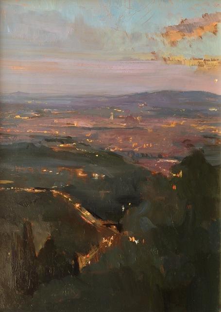 , 'Nightfall Over Florence,' 2015, Grenning Gallery