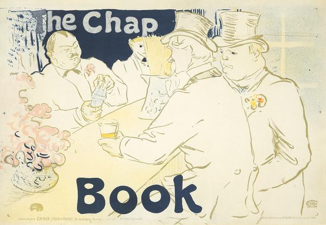 , 'The Chap Book. ,' 1896., Rennert's Gallery