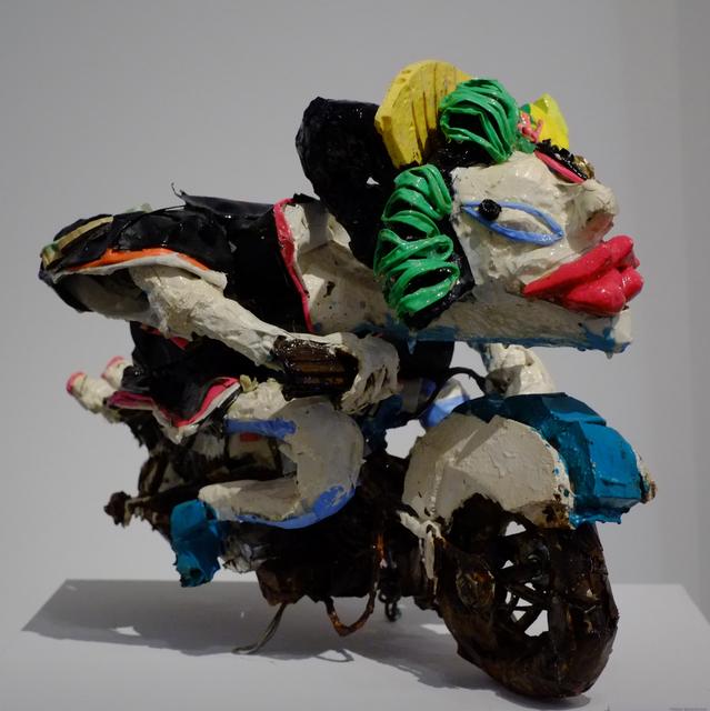 , 'Oiran Motorcycle,' 2014, Deborah Colton Gallery