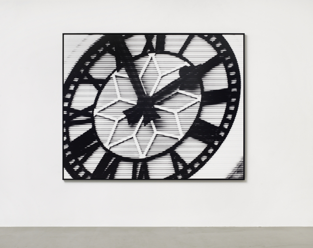, 'Hongkong Time,' 2011, Hirshhorn Museum and Sculpture Garden