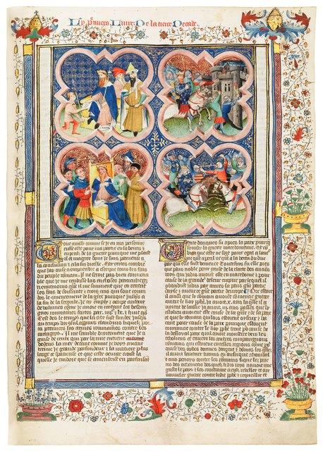, 'Titus Livius: Les décades,' 1440, Dr. Jörn Günther Rare Books