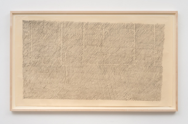 , 'N.Y. B&W Rubbings - Second B&W Rubbing,' 1972, Fredericks & Freiser