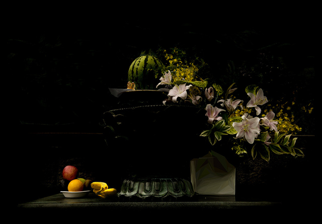 , 'Da série Natureza Morta [From the series Still Life],' 2016, Casa Triângulo