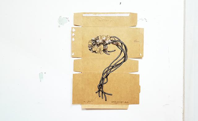 , 'Sketch for exposed landscape 10c   ,' 2015, Litvak Contemporary