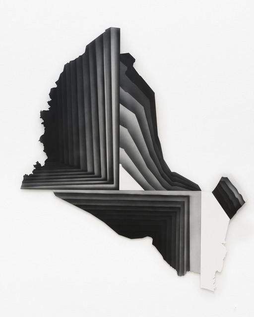 , 'Sublevel_02,' 2016, Hashimoto Contemporary
