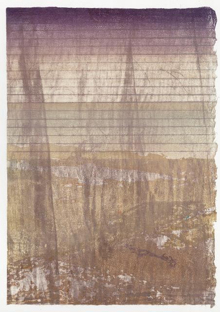 , 'Sheets of Rain :Lewis,' ca. 2017, Tatha Gallery