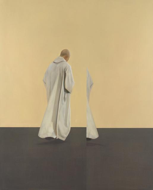 , 'Gewand,' 2016, Galerie EIGEN + ART