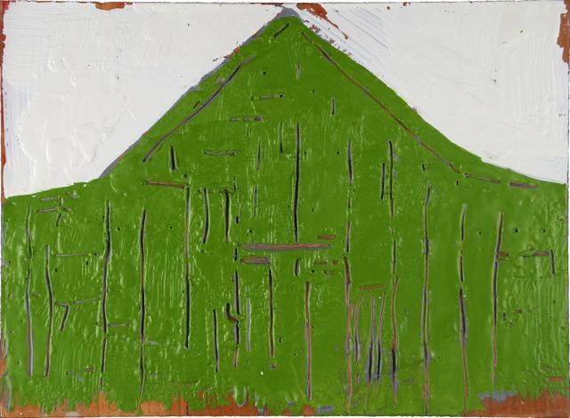 , 'Green Form,' 2001, Hemphill Fine Arts
