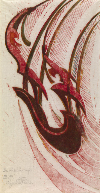 , 'The High Swing,' 1933, Redfern Gallery Ltd.