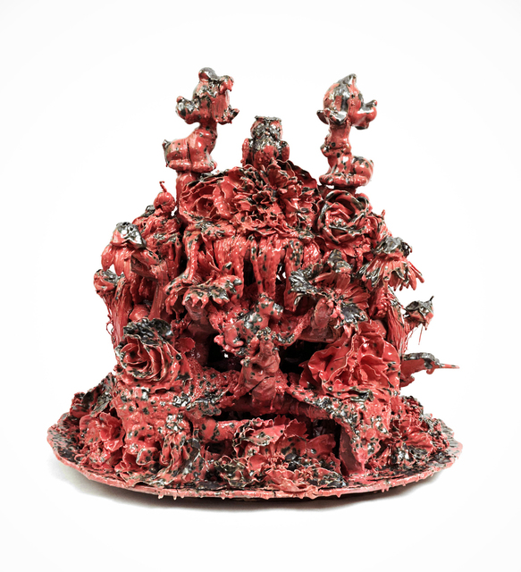 , 'Totem (Moldy Pink),' 2013, Conduit Gallery