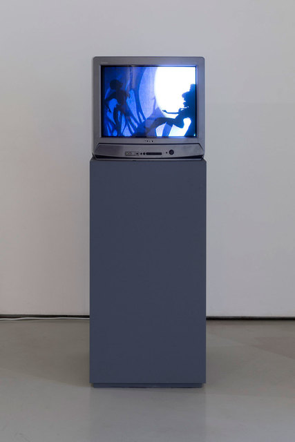 , 'Fall Frum Grace, Miss Pipi's Blue Tale,' 2011, Goodman Gallery
