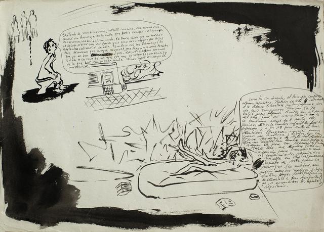 Gustavo Marrone, 'Untitled (Tratando de reordenarme)', 2003, Cosmocosa