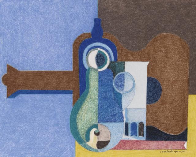 Amédée Ozenfant, 'Nature Morte Puriste', 1921-1922, Steven Graven Modern & Contemporary Art