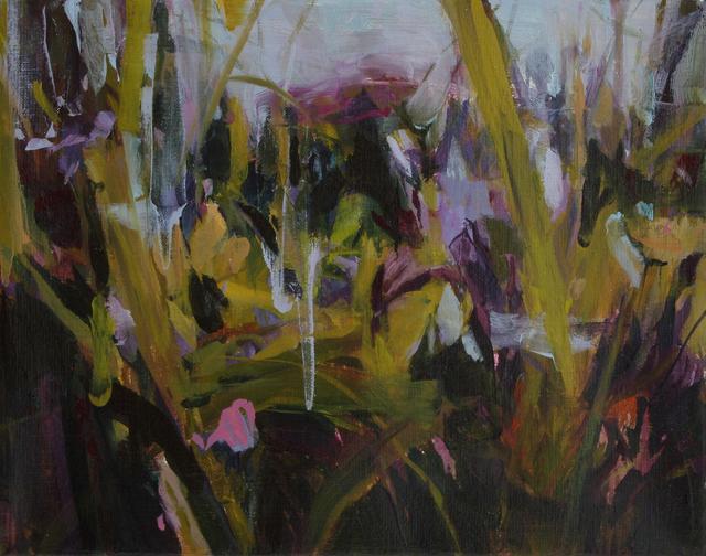 , 'Wild Iris,' 2019, George Billis Gallery
