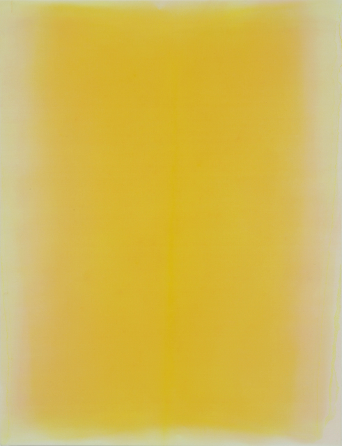 , 'Breathing Light - Yellow in Yellow,' 2017, Taguchi Fine Art