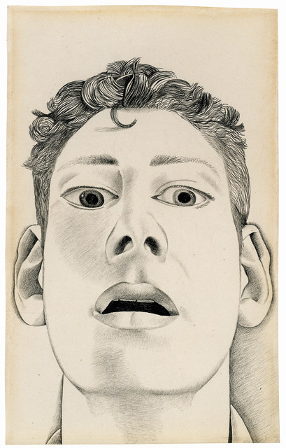 , 'Startled Man: Self-Portrait,' 1948, Blain | Southern