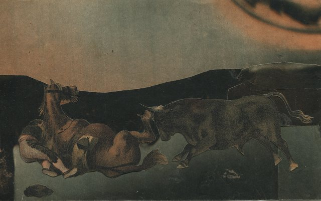 , 'Composition,' 1939, Jorge Mara - La Ruche