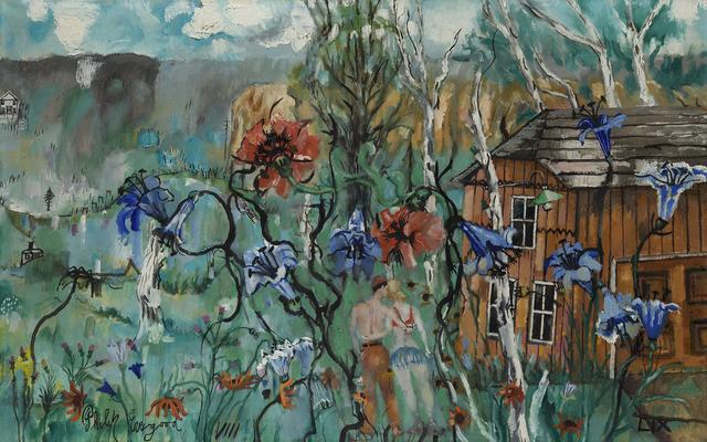 , 'Berkshire Paradise,' 1959, Debra Force Fine Art