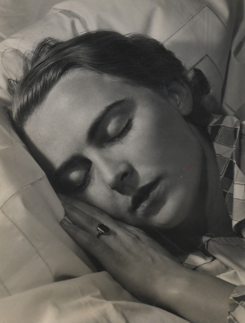 , 'Untitled (sleeping woman),' 1932, Robert Mann Gallery