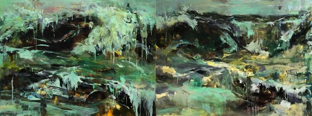 , 'Tides that Bind,' 2018, George Billis Gallery