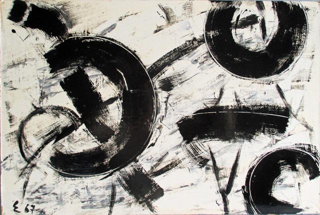 , 'Pôles dans le Temps,' 1967, Whitford Fine Art