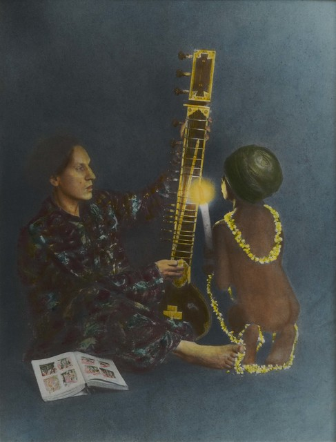 , 'Sito la Tour Sitar,' 2000, Repetto Gallery