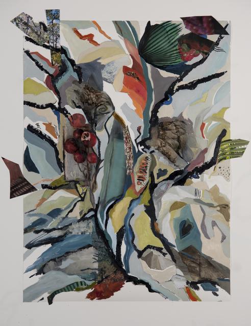 Mally Khorasantchi, 'The hidden secrets of trees # IV', 2018, Walter Wickiser Gallery