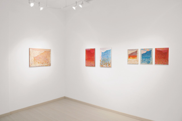 , 'Natale Addamiano. Heaven and Ravines exhibition,' 2010, Dep Art Gallery