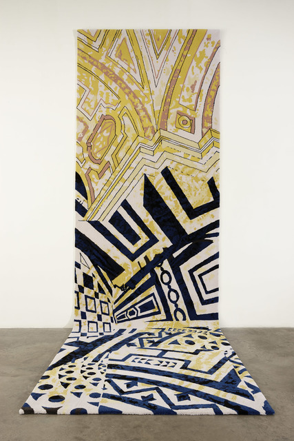 , 'A rug for a Nineteenth Century museum and a soft haven for the overawed.,' 2016, Kerlin Gallery