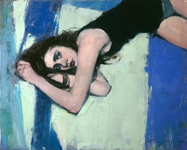 , 'Blue Angel 1,' 2015, Pontone Gallery
