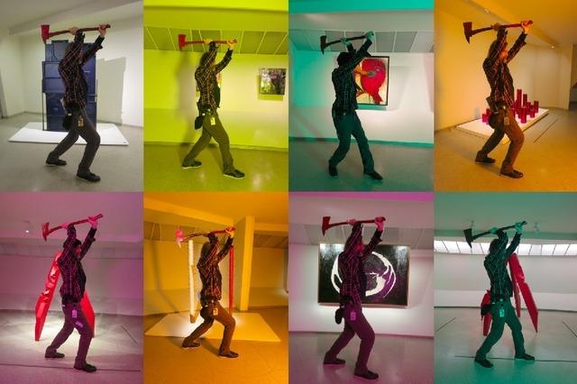 , 'Concrete Escort,' 2013, Taka Ishii Gallery