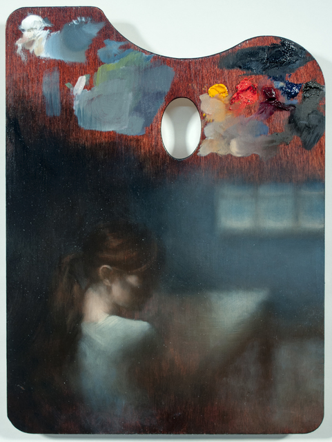 , 'untitled 000125 (K.G.),' 2016, Abend Gallery