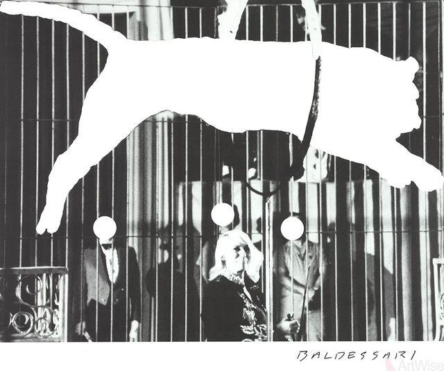 John Baldessari, 'Tiger with No Stripes', 2017, ArtWise