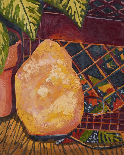 , 'Salt Rock Lamp Study,' 2019, David B. Smith Gallery