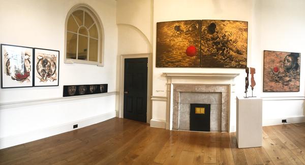 Installation shot | 1-54 London