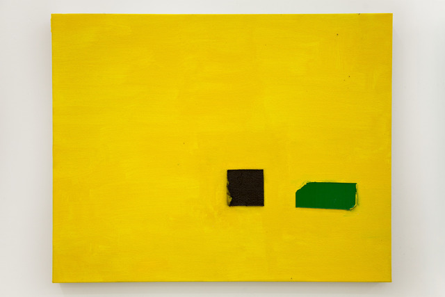 Rodrigo Andrade, 'Untitled', 2016, Painting, Oil on canvas and mdf, Galeria Raquel Arnaud