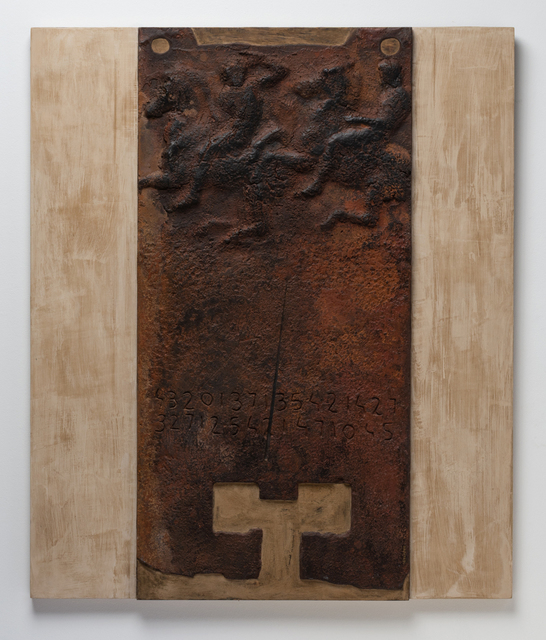 , 'Greek Horseman,' 1994, Valley House Gallery & Sculpture Garden