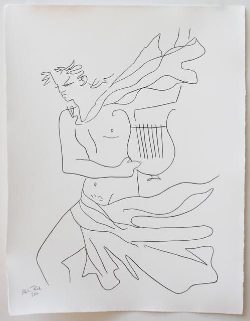 , 'Cocteau Orphée,' 2016, Dominik Mersch Gallery