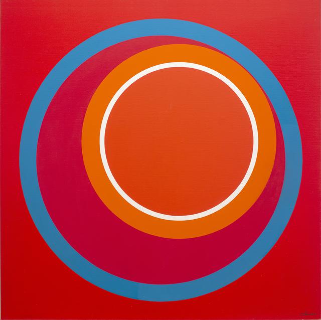 Geneviève Claisse, 'H Nad', 1975, Jody Klotz Fine Art