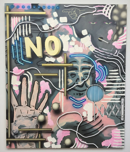 , 'NO,' 2016, Brand New Gallery