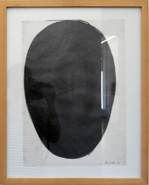 , 'Kopf 356,' 1998, Knoll Galéria Budapest