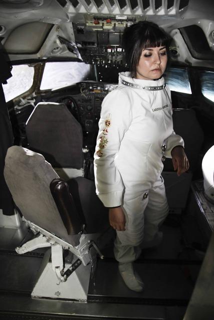 , 'Cabin III,' 2013, Sabrina Amrani