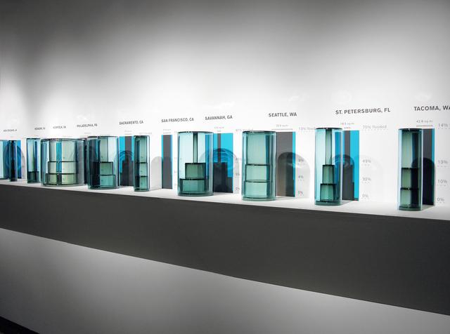 , 'CITIES UNDERWATER,' 2018, Heller Gallery