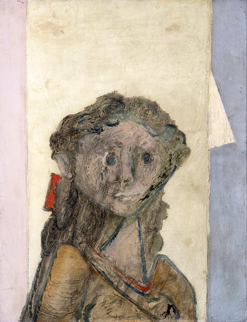 , 'Girl's Head,' ca. 1940, Ben Uri Gallery and Museum