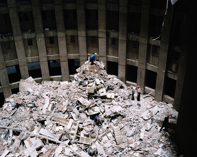 , 'Untitled II, Ponte City, Johannesburg,' 2008, Goodman Gallery