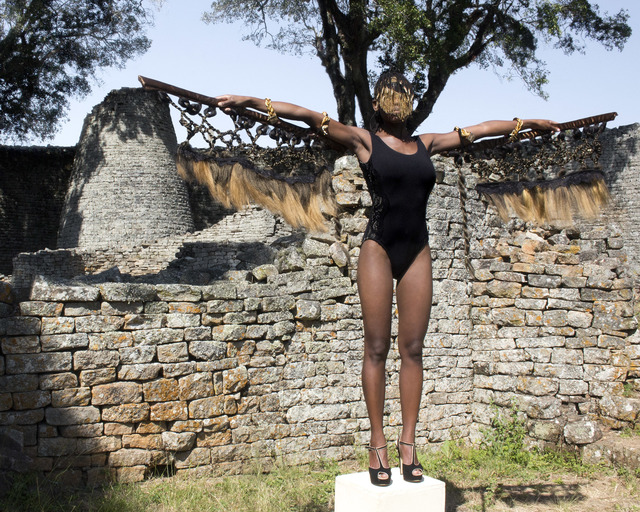 , 'Chapungu - The Return to Great Zimbabwe,' 2015, Gallery MOMO