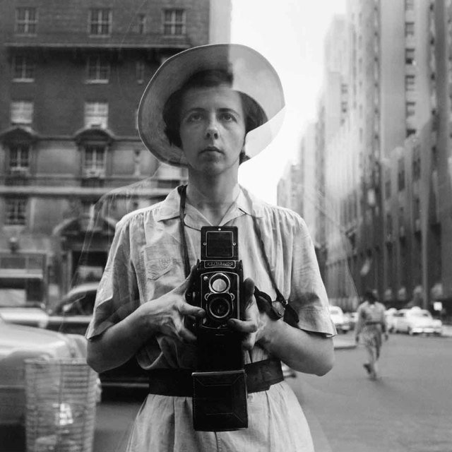 , 'New York, 10 September 1955 © Vivian Maier/Maloof Collection / Courtesy Howard Greenberg Gallery New York,' 1955, Foam Fotografiemuseum Amsterdam