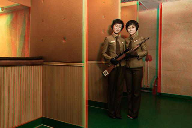 , '  #68. Miss KIM + Miss YANG, Meari Shooting Range,' 2014, Pékin Fine Arts
