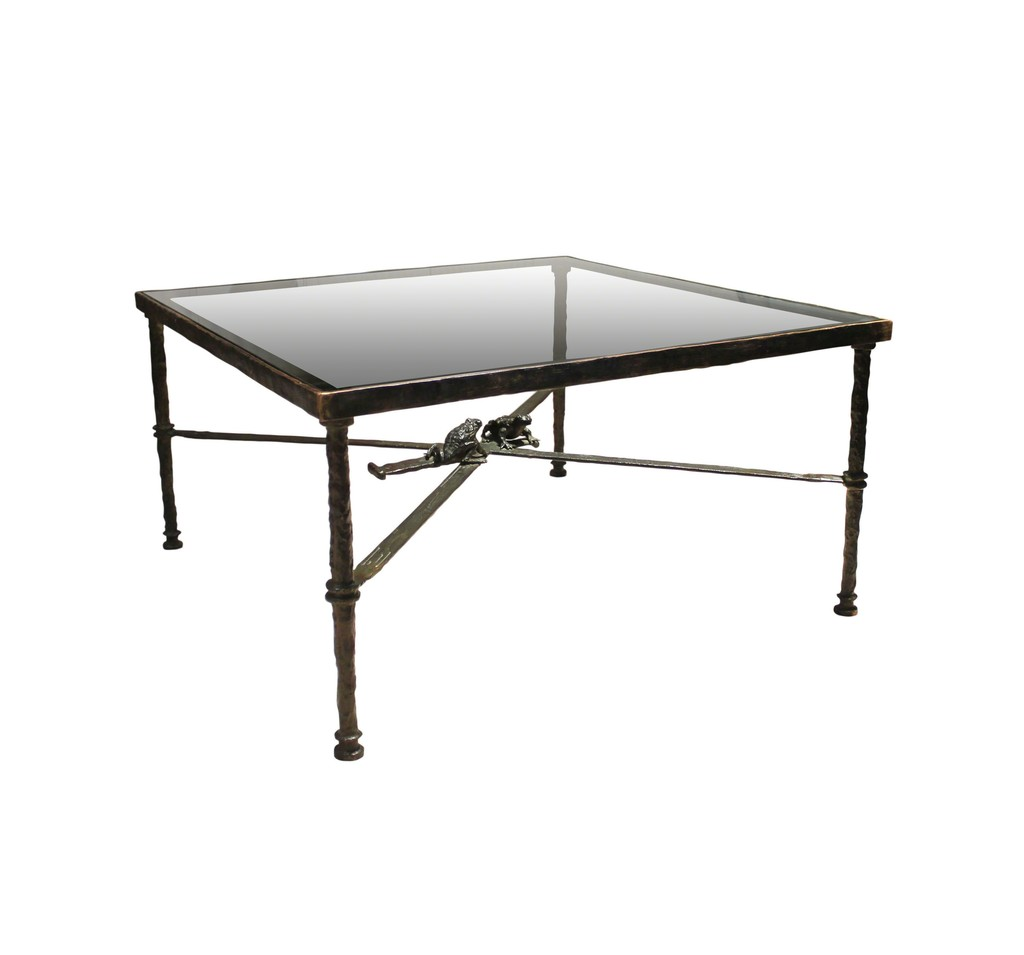 Artsy Coffee Tables Diego Giacometti Coffee Table With Toads Artsy