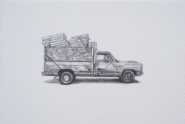 , 'Oak,' 2017, Jonathan LeVine Projects
